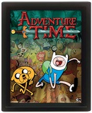 Framed: Adventure Time - Collage Posters