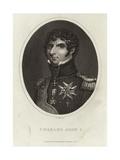 Charles John I Giclee Print by J. Pass