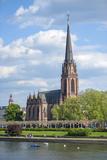 Dreikonigskirche, Frankfurt, Hessen, Germany Photographic Print by Jim Engelbrecht