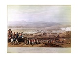 Battle of Fuentes D'Onoro on 5th May 1811, from 'A Series of Views of the Principal Occurrences… Giclee Print by Thomas Staunton St. Clair