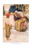 The Little Captive Maid Giclee Print by Arthur A. Dixon