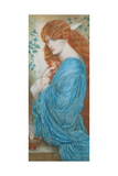 Proserpine after Gabriel Dante Rossetti, C.1890 Giclee Print by A. Corsi Lalli