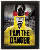 Breaking Bad - I Am The Danger Posters