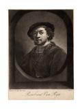 Rembrandt Van Ryn, 1747 Giclee Print by Rembrandt Harmensz. van Rijn