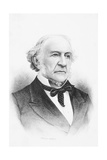 William Ewart Gladstone (1908-98) Giclee Print by C. Laurie