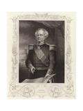 Admiral Dundas Giclee Print by D.j. Pound