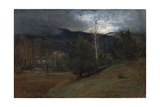 November in the Adirondacks, C.1885 Giclee Print by George Snr. Inness