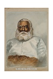 The Late Ex-King Cakobau Giclee Print by Percy F.s. Spence