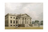 The Great Portico of Gorhambury Giclee Print by Thomas Malton Jnr.