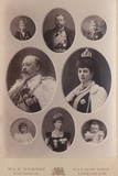 Royal Portraits Photographic Print by W. And D. Downey
