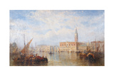 View of the Palazzo Ducale, Venice Giclee Print by J. Vivian