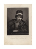 Rembrandt's Father Giclee Print by Rembrandt Harmensz. van Rijn