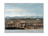 Badajoz During the Siege of June 1811, Plate 4 from 'A Series of Views of the Principal… Giclee Print by Thomas Staunton St. Clair