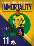 Neymar - Immortality Masterprint