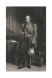 Field Marshal Lord Raglan Giclee Print by F. Grant