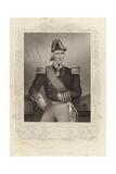 Admiral Sir Edmund Lyons Giclee Print by D.j. Pound