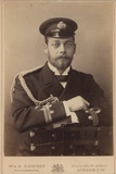 Prince George of Wales in Naval Uniform Photographic Print by W. And D. Downey