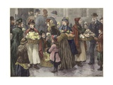 For the Patients Giclee Print by Charles J. Staniland