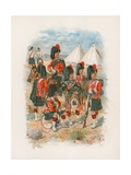 "42nd Royal Highlanders, ""The Black Watch"" Giclee Print by Henry A. Payne"
