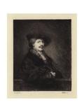 Rembrandt Van Rijn Giclee Print by Rembrandt Harmensz. van Rijn