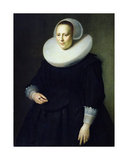 Portrait of a Woman Giclee Print by Michiel Jansz. van Miereveld