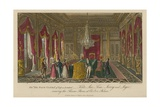 The 'Ne Plus Ultra' of Life in London Giclee Print by I. Robert & George Cruikshank