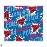 Superman: Brightl Coloed Superman Logo Pattern Prints