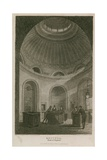 Rotunda, Bank of England Giclee Print by Pieter Jansz. Quast