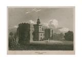 Bruce Castle, Tottenham, London Giclee Print by Pieter Jansz. Quast
