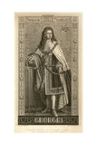 George I Giclee Print by J.l. Williams