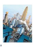 Superman: Metropolis Art