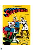 Superman: Superman No. 38 (Color) Prints