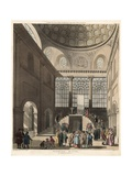 Session House, Clerkenwell, London Giclee Print by T. & Pugin Rowlandson