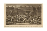 Life in London Giclee Print by I. Robert & George Cruikshank