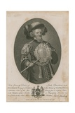 Sir William Wood, a Celebrated Archer Giclee Print by S. Harding