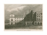 The Houses of Lords and Commons Giclee Print by Pieter Jansz. Quast