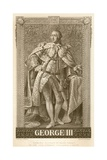 George III Giclee Print by J.l. Williams