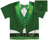 Lucky Leprechaun Costume Tee Vêtement