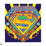 "Superman: Superman: ""You Rock Dad"" Logo Posters"
