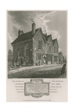 The Chapel of the Hospital for Lepers in Kent Street, Southwark, Called Le Lock Giclee Print by C. John Mayle Whichelo
