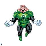 Green Lantern: Green Lanternl Kilowog Art