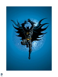 Batman: Batman Jumping Up Posters