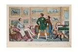 Jerry in Training for a Swell Giclee Print by I. Robert & George Cruikshank