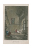 Interior of the Great Hall Giclee Print by Pieter Jansz. Quast