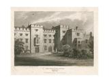 The Speaker's House, Westmnster Giclee Print by Pieter Jansz. Quast