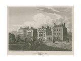 North Side of Cavendish Square, London Giclee Print by Pieter Jansz. Quast