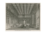 The New Houses of Parliament - the Library of the House of Commons Giclee Print by J.l. Williams
