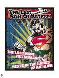 Superman: Superman: The Last Son of Krypton (Color) Posters