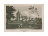 St Pancras Church Giclee Print by Pieter Jansz. Quast