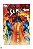 Superman: Superman Burn! No. 218 (Color) Prints